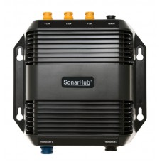 SonarHub with LSS HD Transom mount transducer