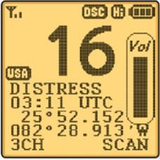 HH36 VHF Handheld